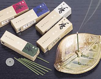 香老舗「松榮堂」