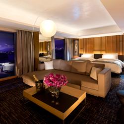 Premium Castle View Twin Room プレミアムキャッスルビューツインルーム