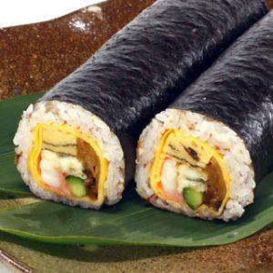 恵方巻寿司