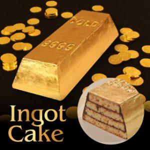 金塊ケーキ